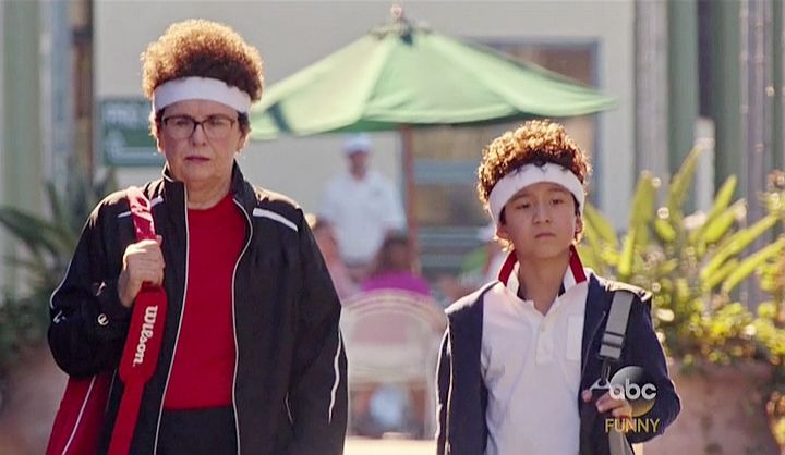 Fresh Off the Boat — s02e14 — Michael Chang Fever