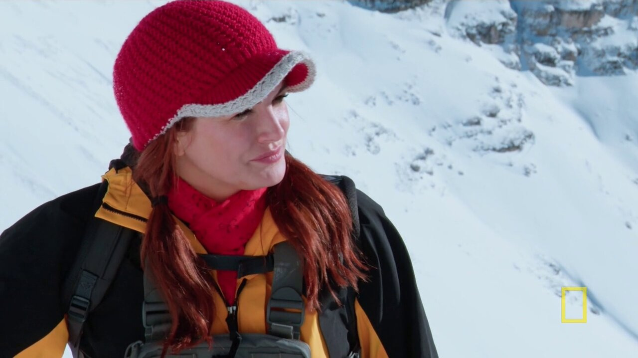 Звёздное выживание с Беаром Гриллсом — s06e07 — Gina Carano in the Dolomites