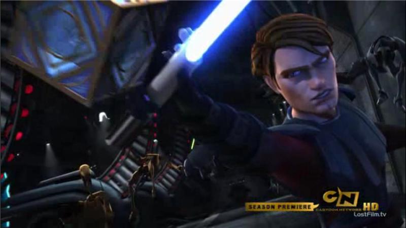 Star Wars: The Clone Wars — s02e02 — Cargo of Doom