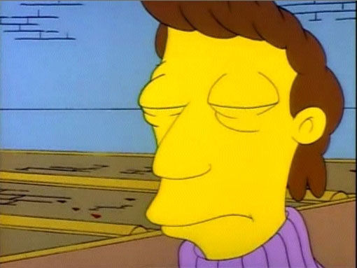 The Simpsons — s01e09 — Life on the Fast Lane