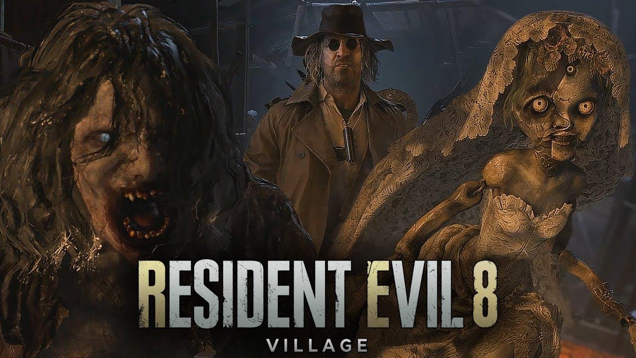 TheBrainDit — s11e164 — ЧЕТЫРЕ ВЛАДЫКИ ● Resident Evil: Village #2