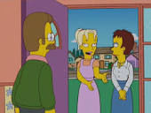 The Simpsons — s16e20 — Home Away from Homer