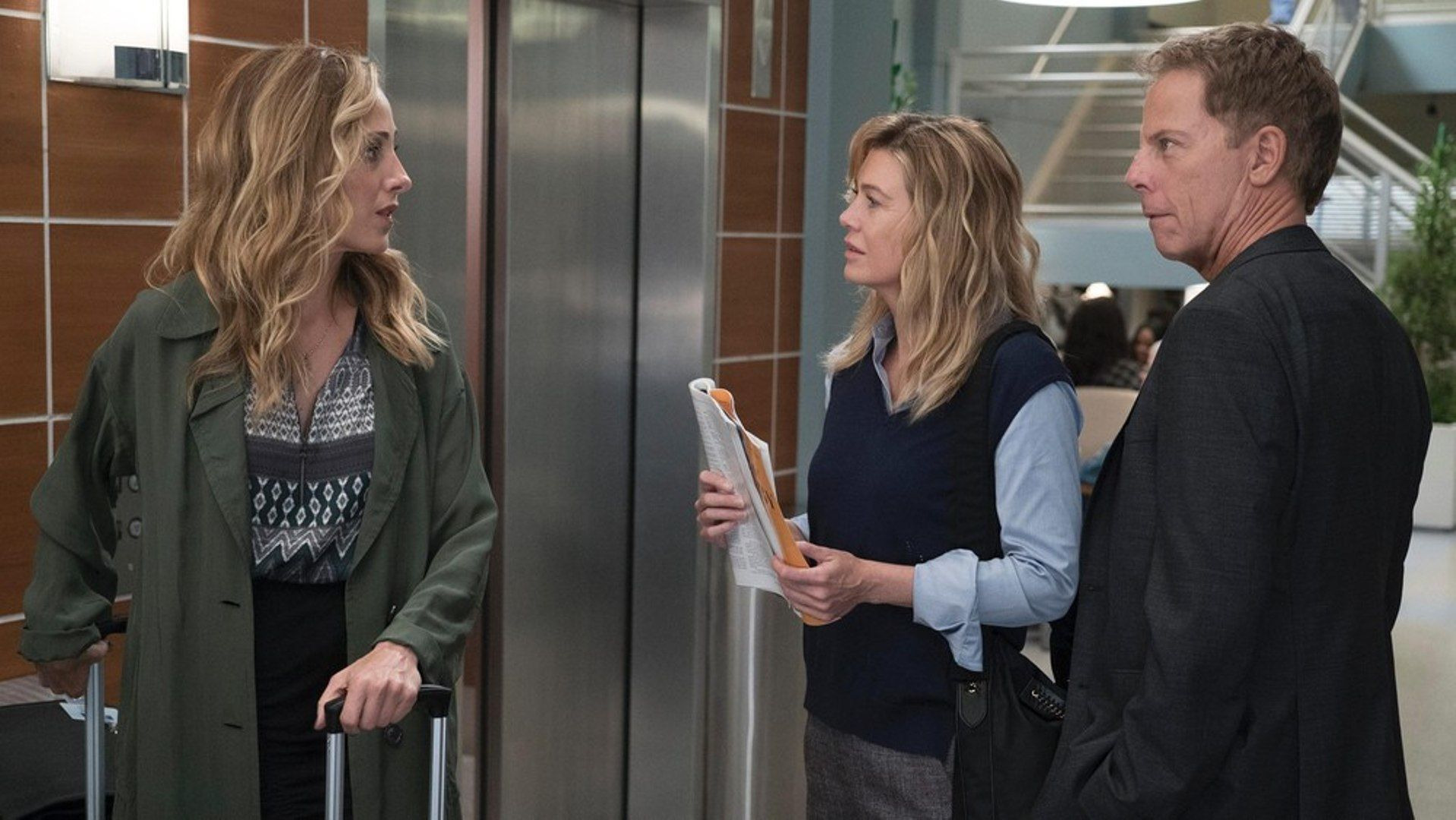 Grey's Anatomy — s15e01 — With a Wonder and a Wild Desire