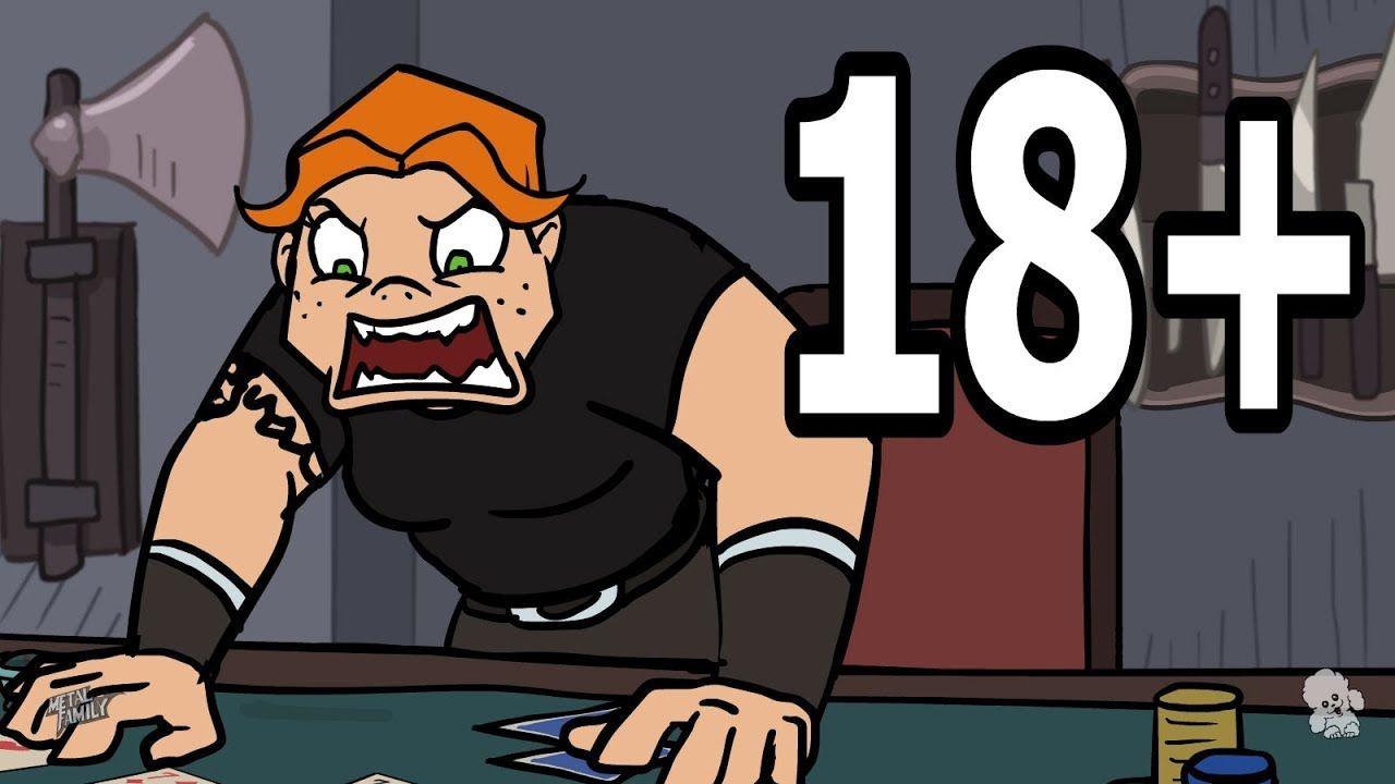 Семья металлистов — s01e04 — Покер