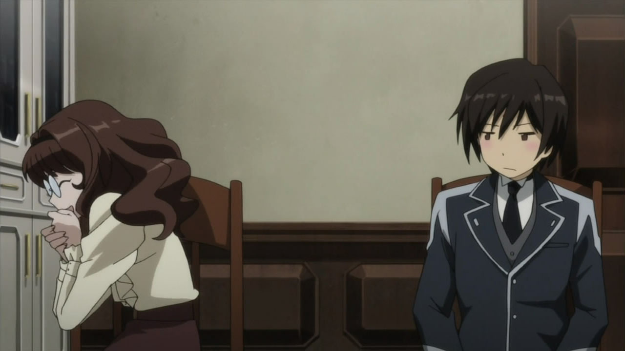 Gosick — s01e05 — There`s a Mysterious Ghost in the Abandoned Storehouse