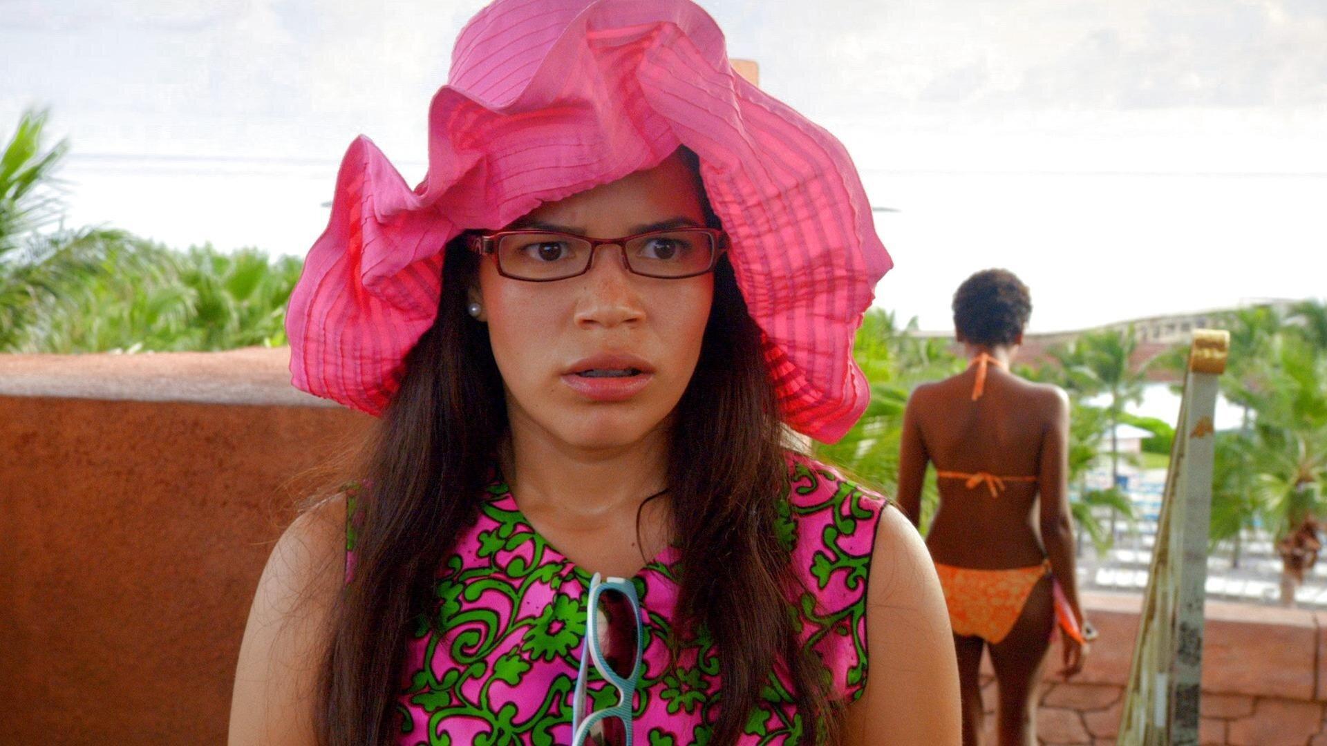 Ugly Betty — s04e08 — The Bahamas Triangle