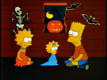 The Simpsons — s02e03 — Treehouse of Horror