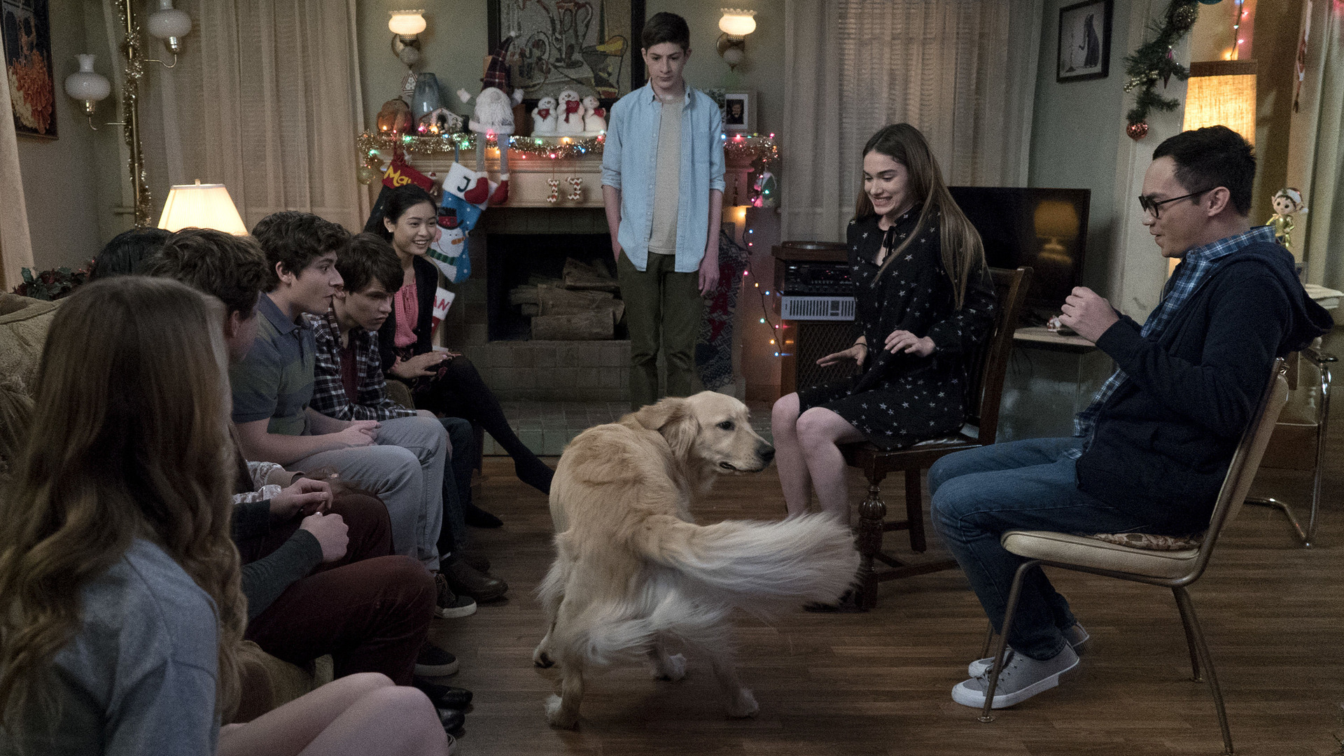 Speechless — s02e11 — N-e-- New Y-- Year's E-- Eve