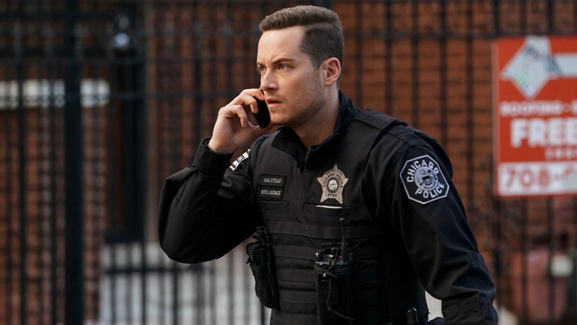 Полиция Чикаго — s08e16 — The Other Side