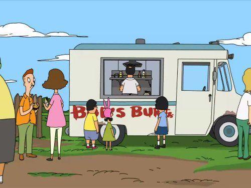 Bob's Burgers — s02e05 — Food Truckin'