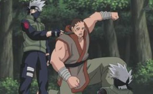 Naruto: Shippuuden — s05e08 — The Unseeing Enemy