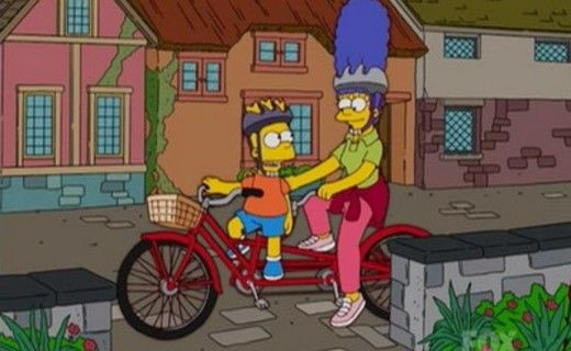 Симпсоны — s17e05 — Marge's Son Poisoning
