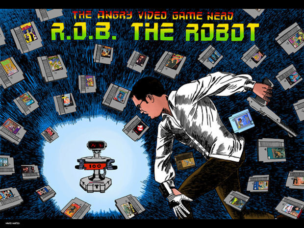 The Angry Video Game Nerd — s05e11 — R.O.B. the Robot