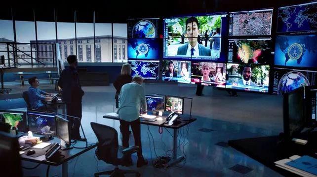 CSI: Cyber — s01e01 — Kidnapping 2.0
