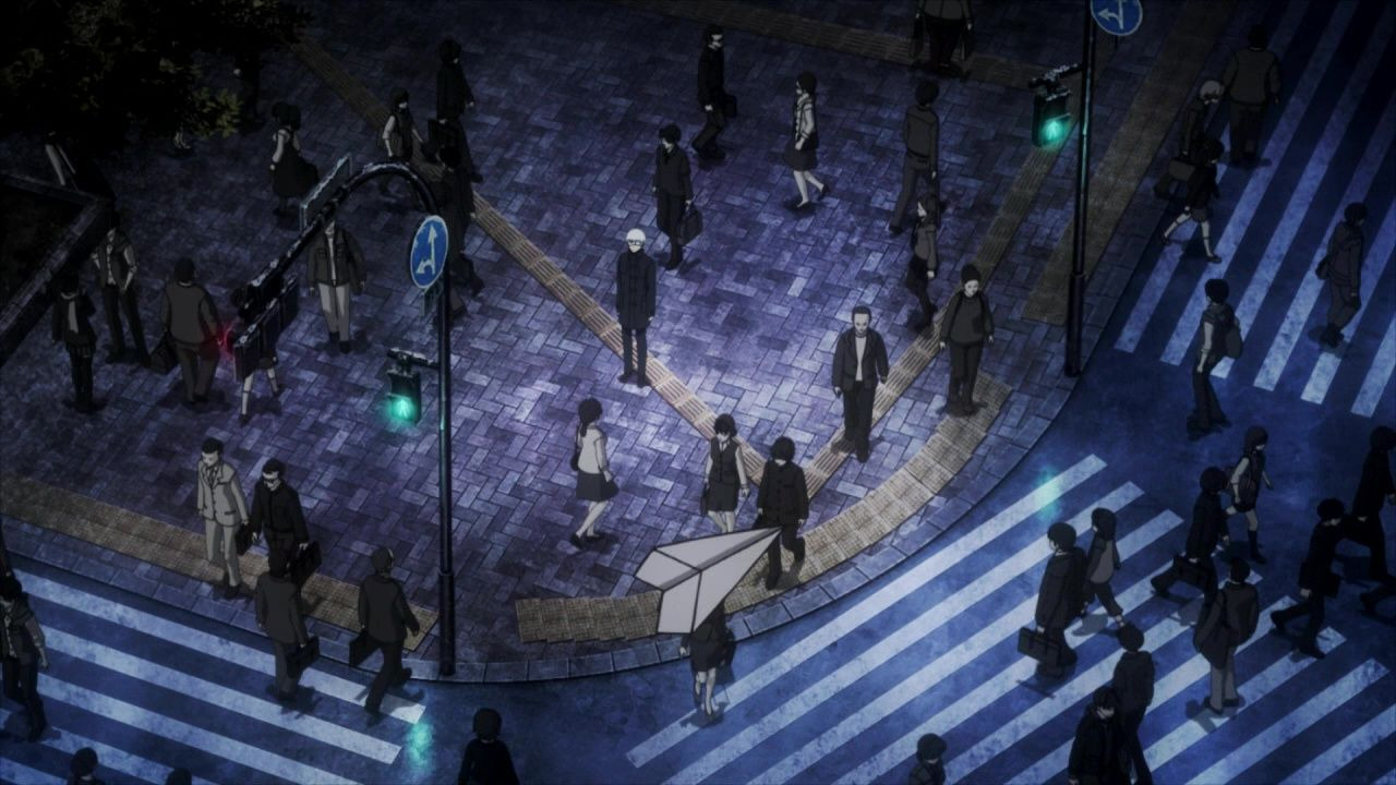 Tokyo Ghoul — s02e09 — City in Waiting