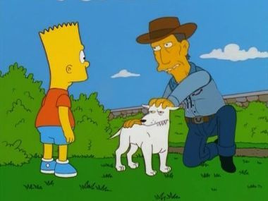The Simpsons — s13e12 — The Lastest Gun in the West