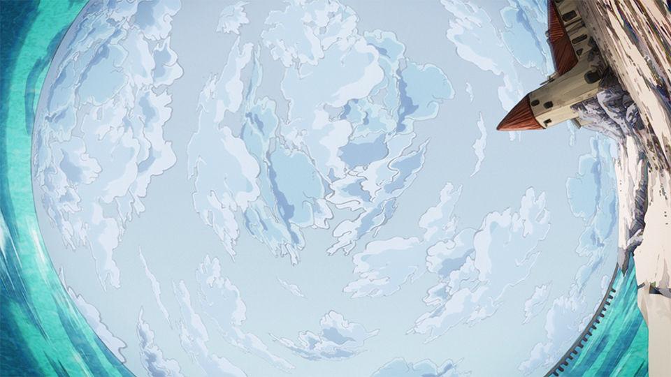JoJo's Bizarre Adventure — s04e28 — Beneath a Sky on the Verge of Falling