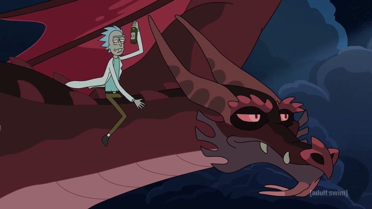 Рик и Морти — s04e04 — Claw and Hoarder: Special Ricktim's Morty