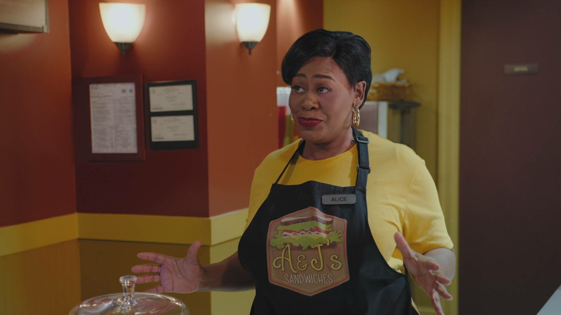 Tyler Perry's Bruh — s02e06 — More Than a Peck