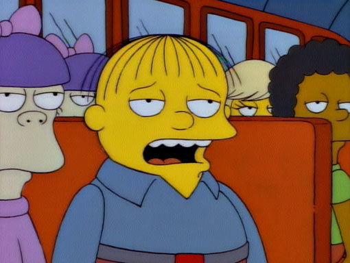 The Simpsons — s09e19 — Simpson Tide