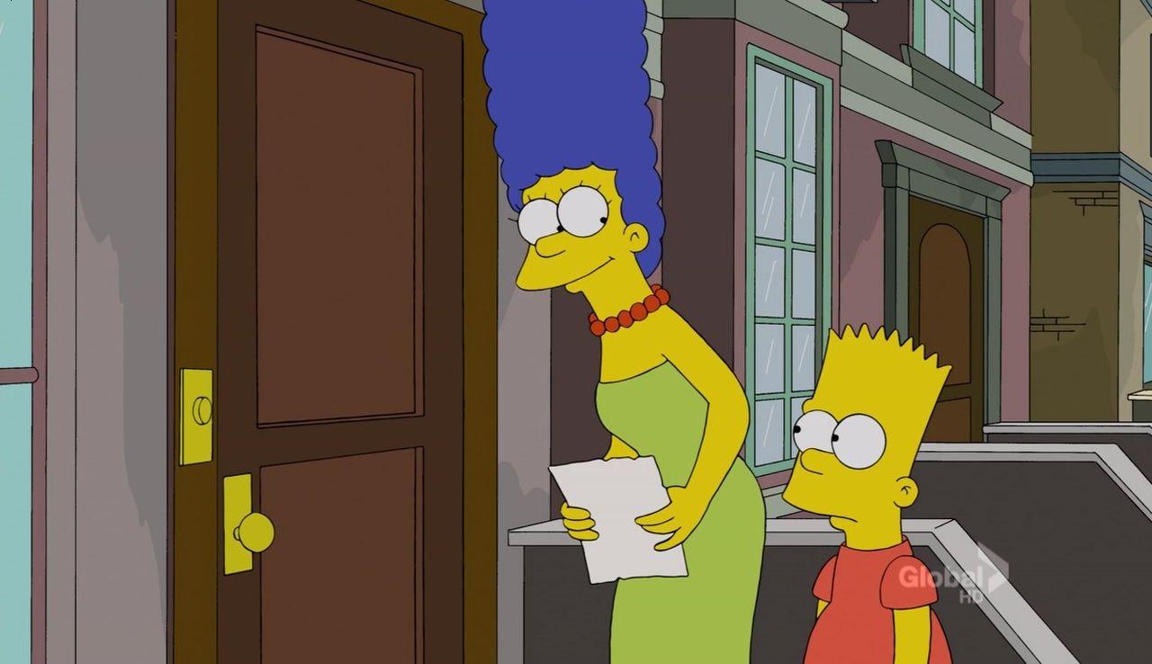 The Simpsons — s24e20 — The Fabulous Faker Boy