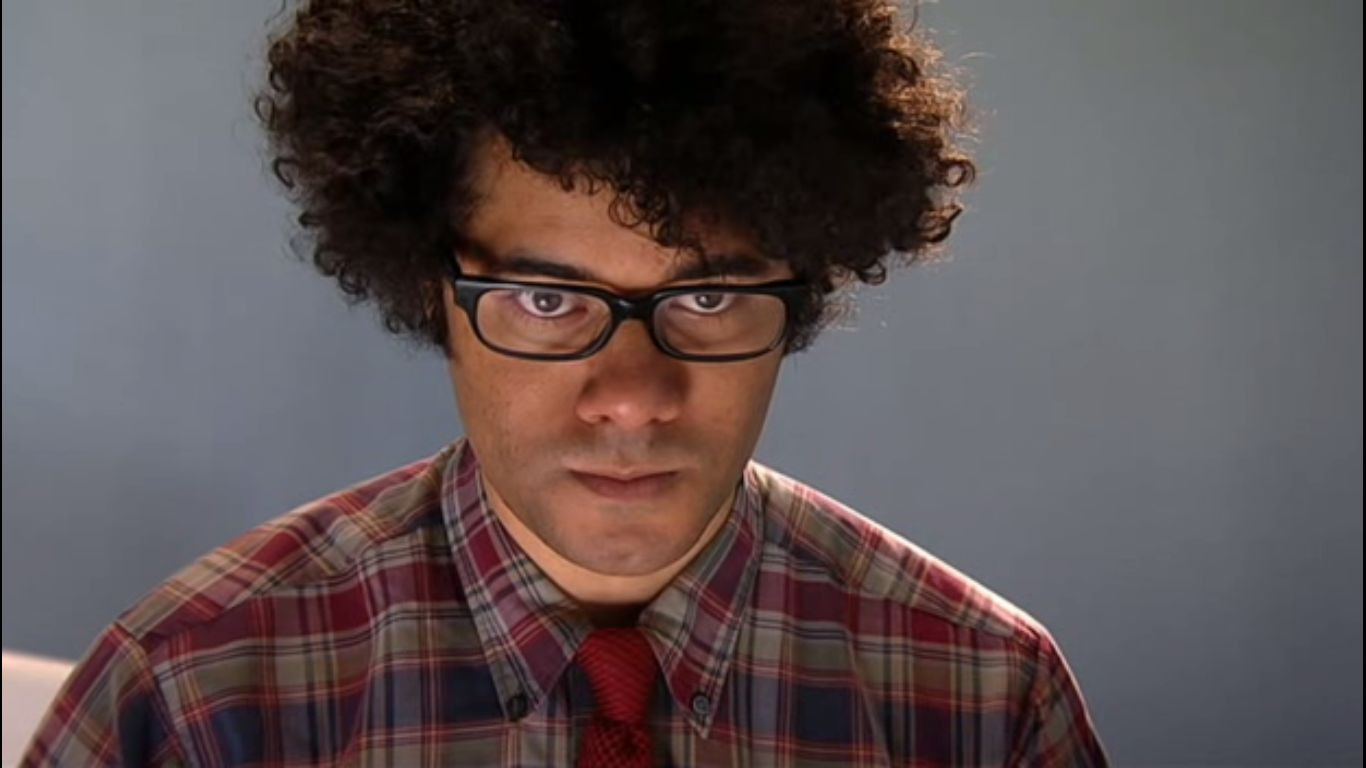 The IT Crowd — s04e04 — Italian for Beginners