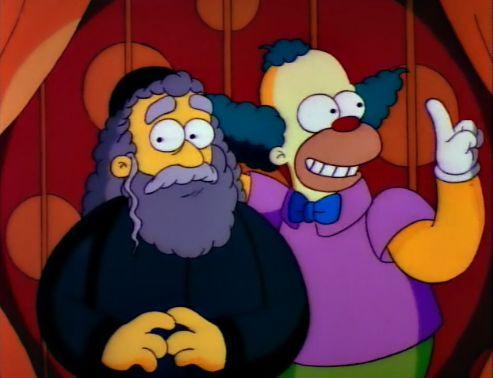 The Simpsons — s03e06 — Like Father Like Clown