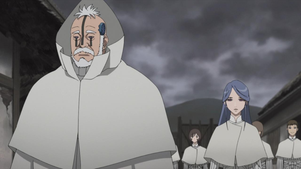 Boruto: Naruto Next Generations — s01e199 — Overload