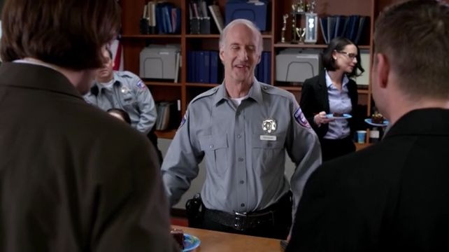 Сверхъестественное — s10e15 — The Things They Carried