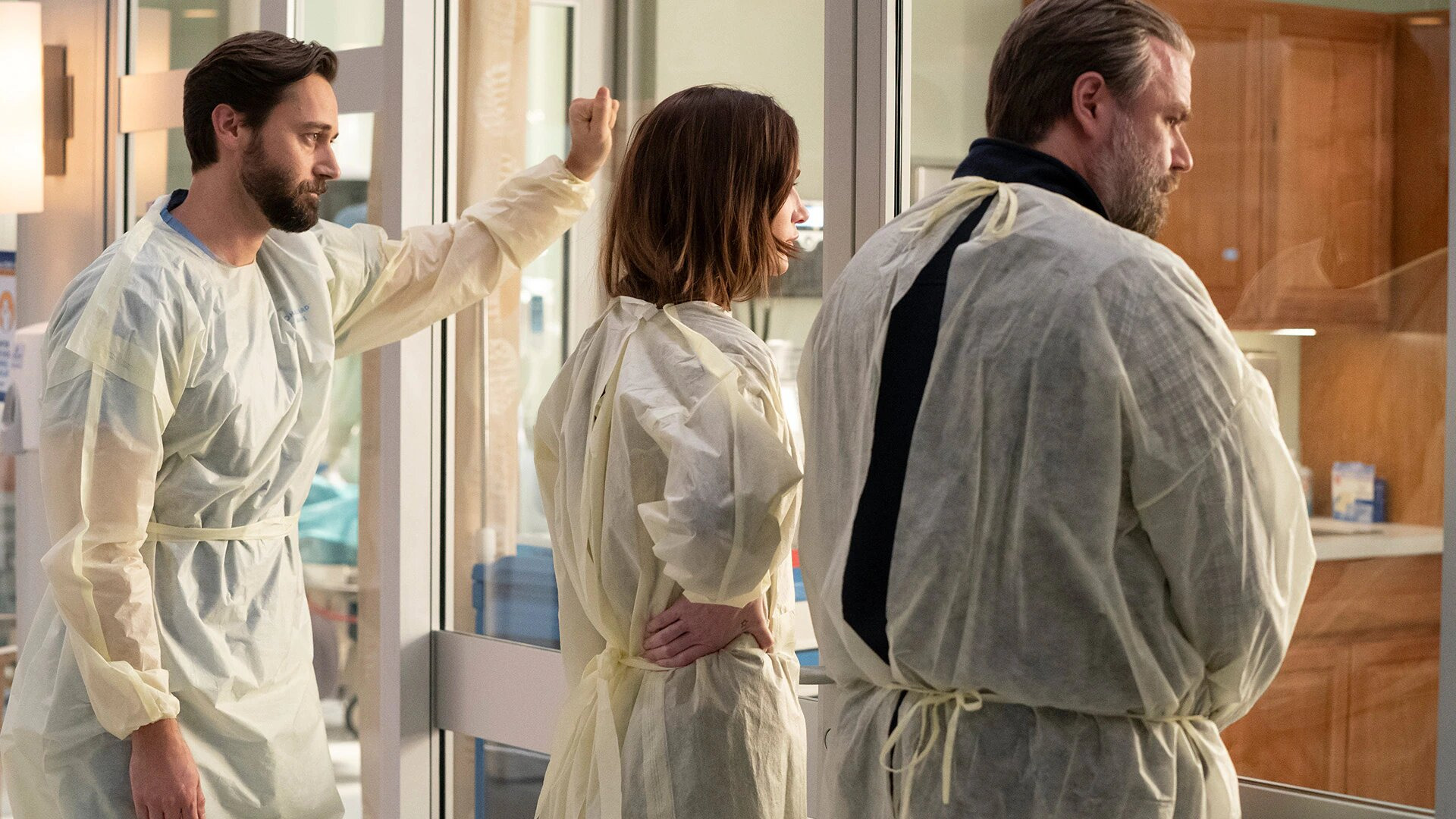 New Amsterdam — s03e02 — Essential Workers