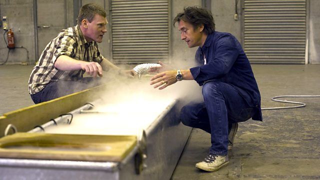 Wild Weather with Richard Hammond — s01e02 — Water: The Shape Shifter