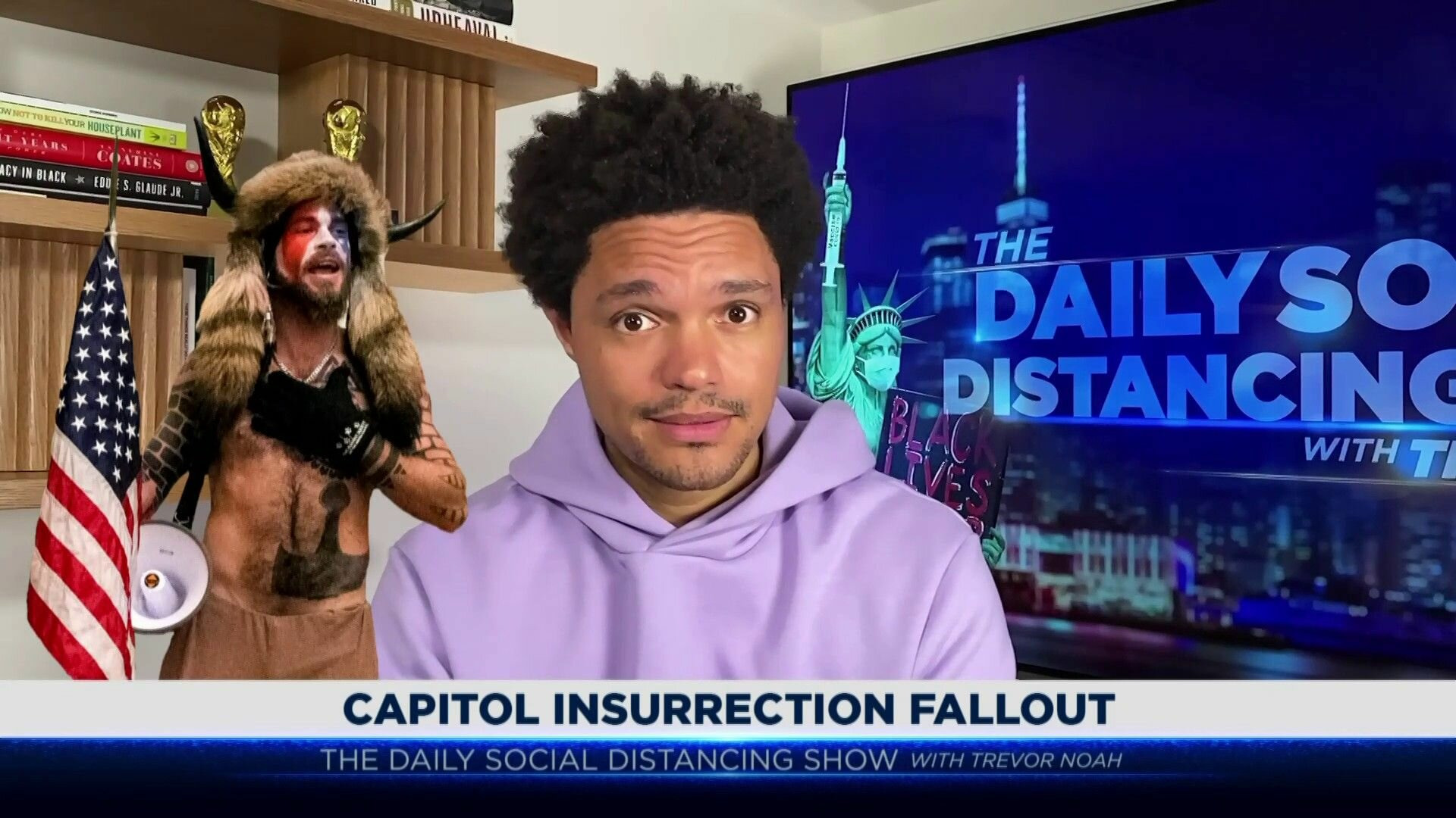 The Daily Show with Trevor Noah — s2021e57 — Barry Jenkins, Logan Paul