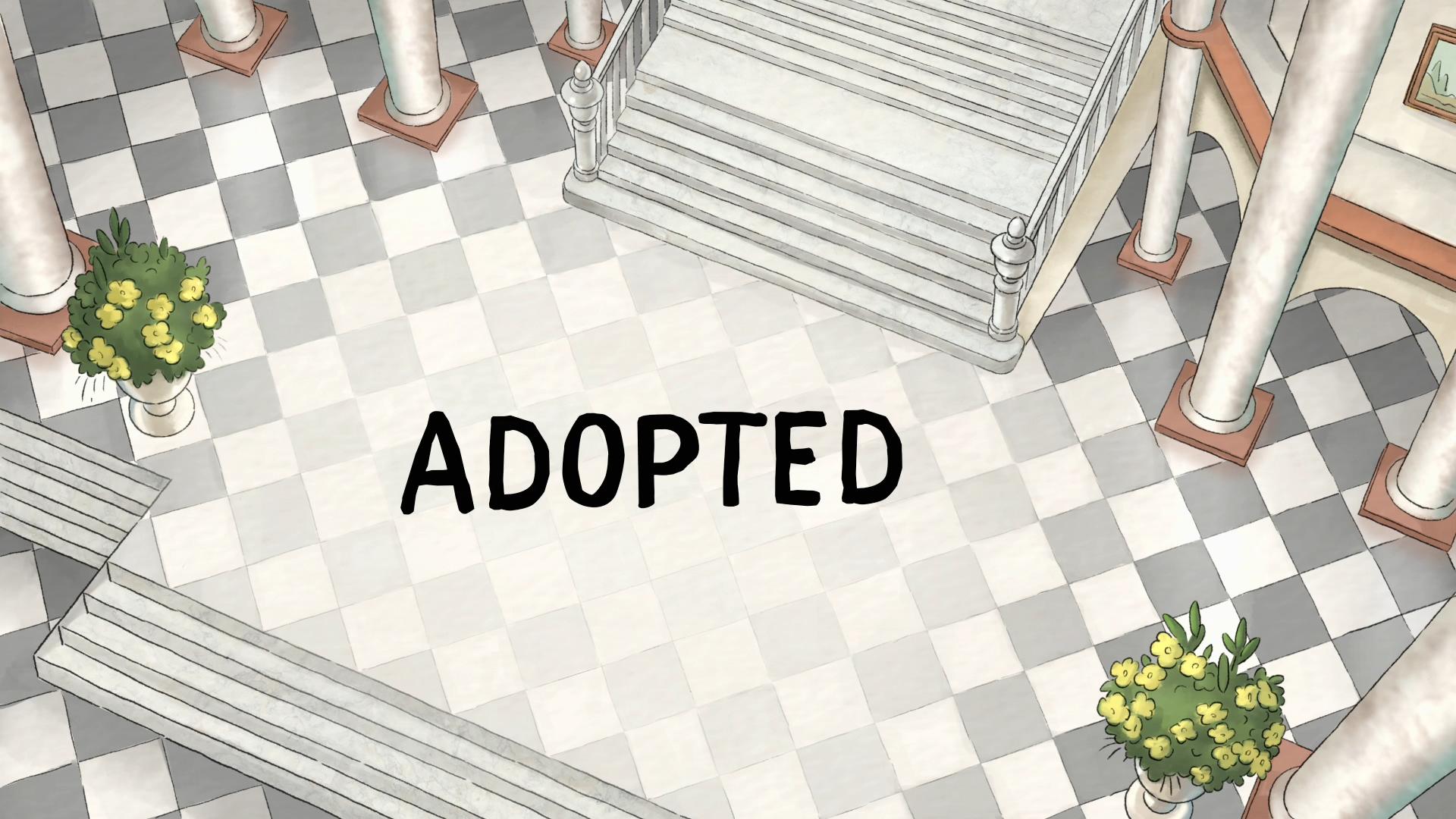 Мы обычные медведи — s04e29 — Adopted