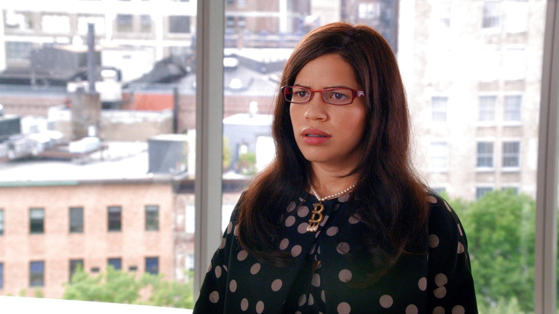 Ugly Betty — s04e07 — Level (7) With Me