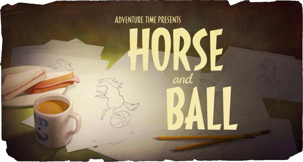 Время приключений — s08e05 — Horse and Ball