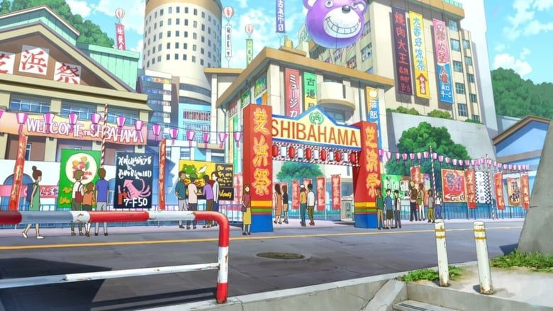 Руки прочь от киноклуба! — s01e08 — The Grand Shibahama Festival!