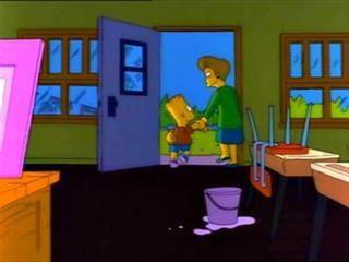 Симпсоны — s03e16 — Bart the Lover