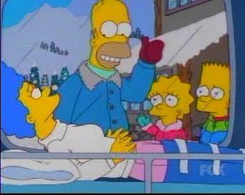The Simpsons — s11e10 — Little Big Mom