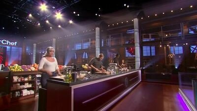 Лучший повар Америки — s09e03 — The Judges Do Battle, Pt. 3