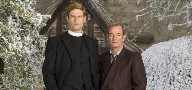 Grantchester — s02 special-1 — Christmas Episode