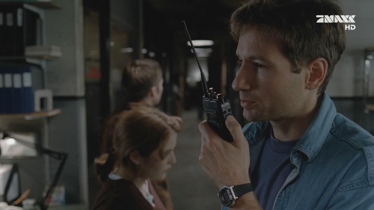 The X-Files — s02e09 — Firewalker