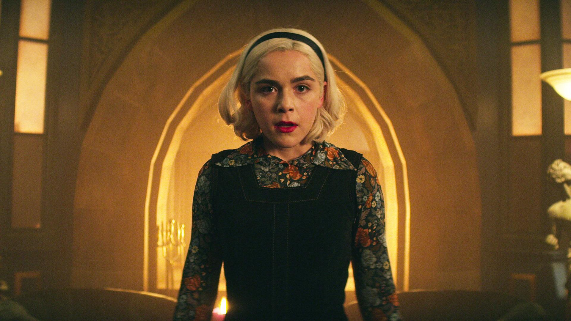 Леденящие душу приключения Сабрины — s03e08 — Chapter Twenty-Eight: Sabrina Is Legend