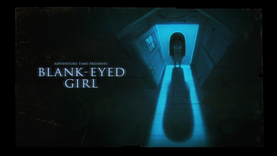 Время приключений — s07e18 — Blank-Eyed Girl