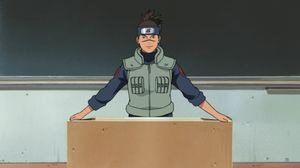 Naruto: Shippuuden — s09e01 — Rookie Instructor Iruka