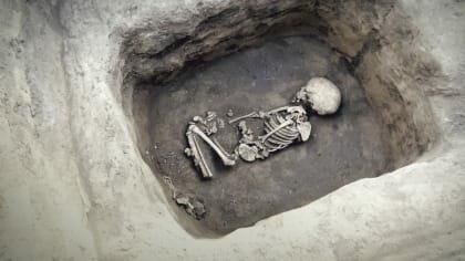 Ancient Unexplained Files — s01e06 — Gladiator Graveyard
