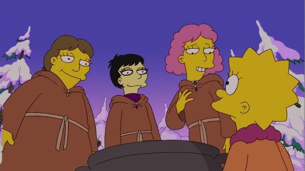 The Simpsons — s21e07 — Rednecks and Broomsticks