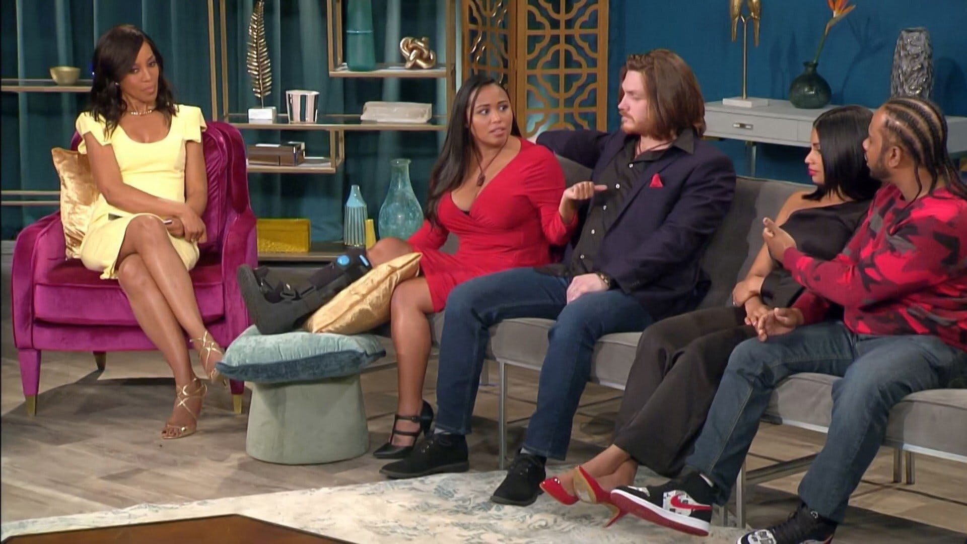 90 Day Fiancé — s07e15 — Tell All Part 2