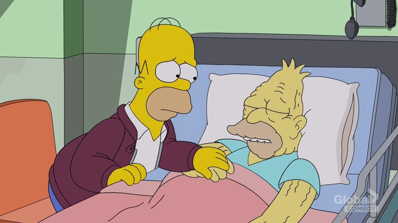 The Simpsons — s29e18 — Forgive and Regret