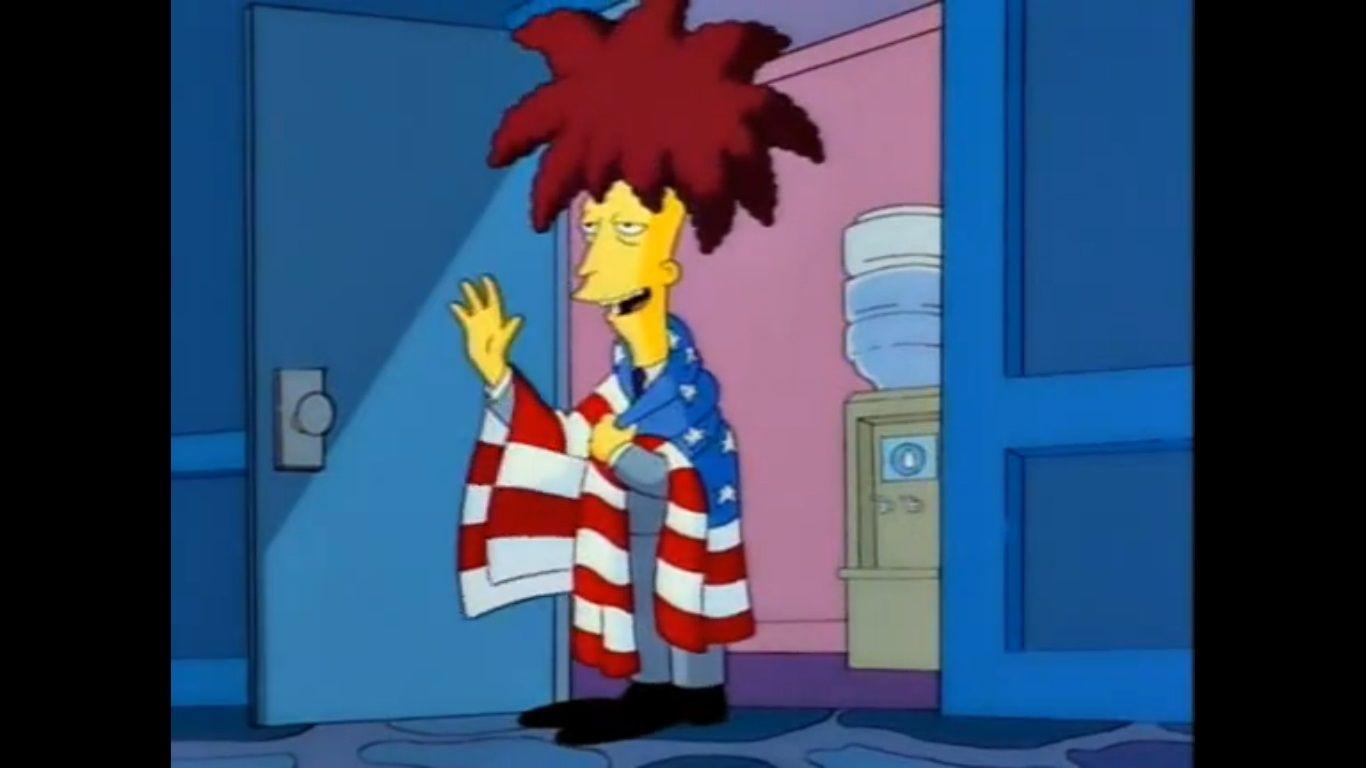 The Simpsons — s06e05 — Sideshow Bob Roberts