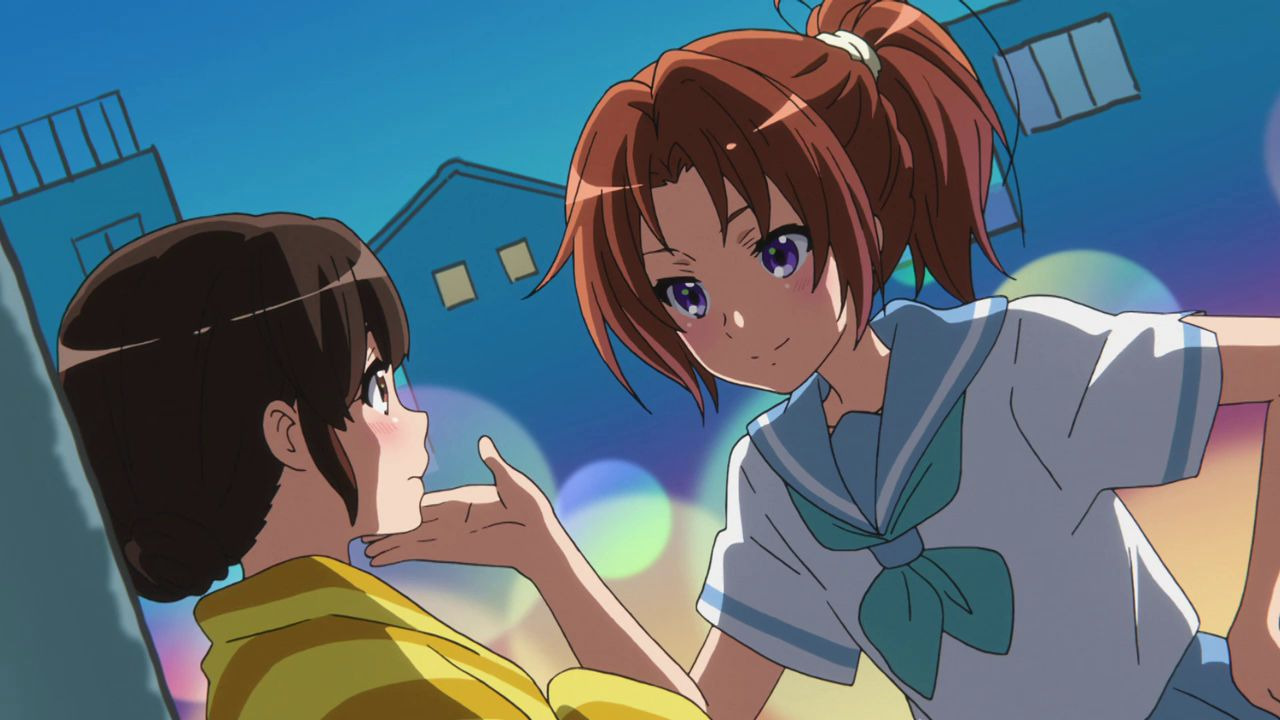 Hibike! Euphonium — s02 special-1 — Welcome to the Fireworks Festival Kiss!